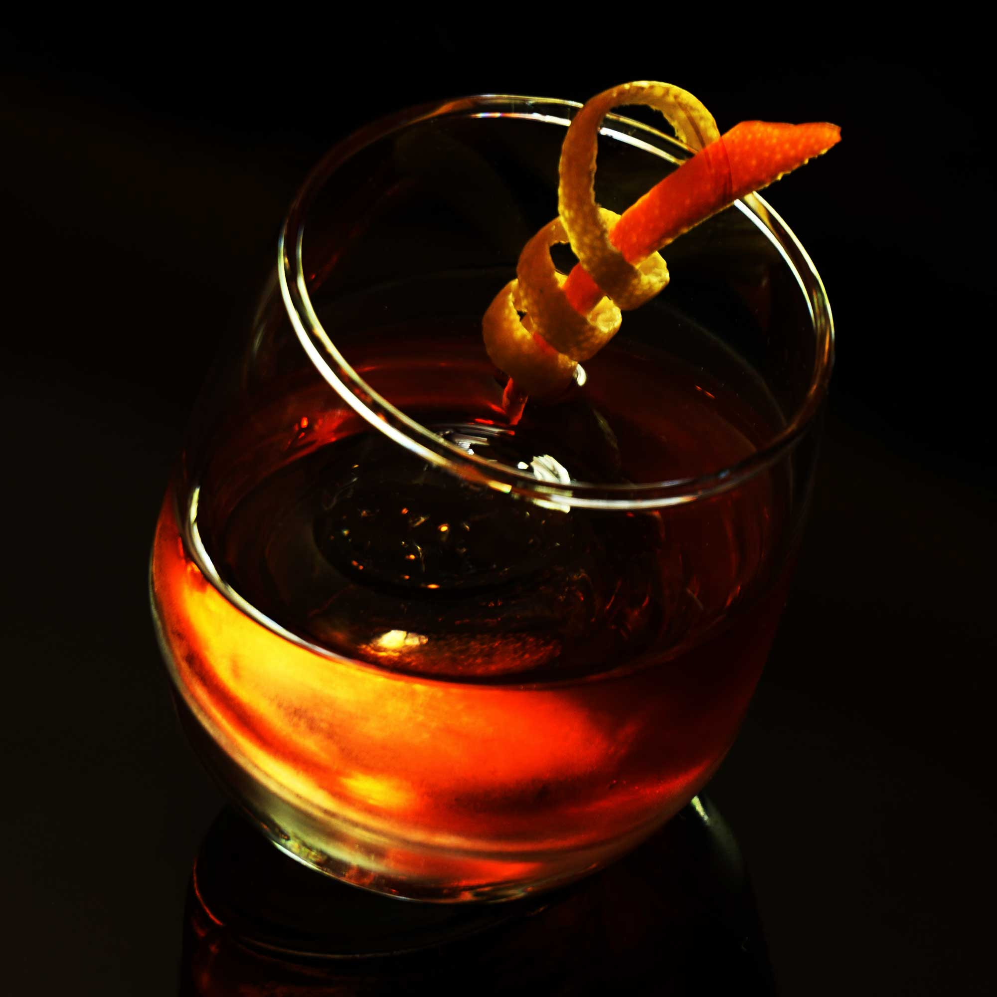 Singani 63 Old Fashioned